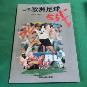 92欧洲足球大战