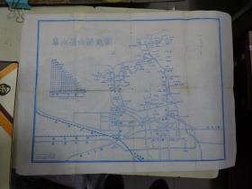 泰山登山路线图