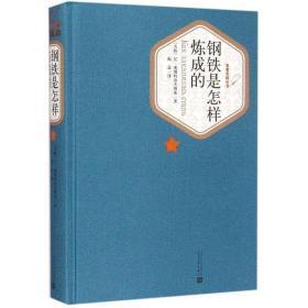 钢铁是怎样炼成的(精)原版原著中文版 世