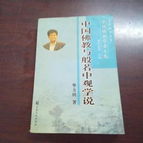 中国佛教学者文集:中国佛教与般若中观学说