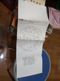 天文图(本图依据清代《异象考成》《异象考成续编》绘制)品好如图  编号 分1号册