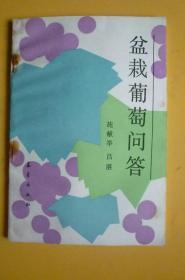 盆栽葡萄问答(气象出版社)