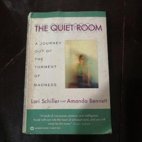 英文原版  THE QUIET ROOM