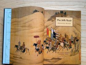 The Silk Road 丝绸之路 绸缎封面 高级感 全彩 多图 带书函 Folio Society