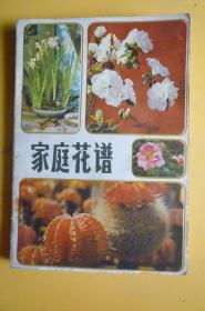 家庭花谱【江苏科学技术出版社】
