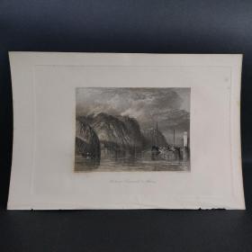 19世纪出版物插图钢版画-64