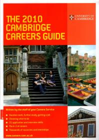 THE2010 CAMBRID GE CAREERS GUIDS