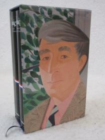 预售约翰·厄普代克美国文库版双册盒装John Updike: The Collected Stories : A Library of America Boxed Set
