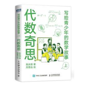 写给青少年的数学故事 代数奇思 (上)