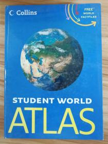 Collins Student World Atlas 带光盘