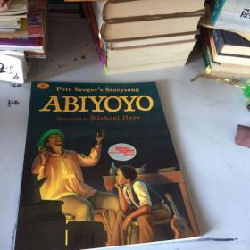 Abiyoyo  非洲食人魔的故事