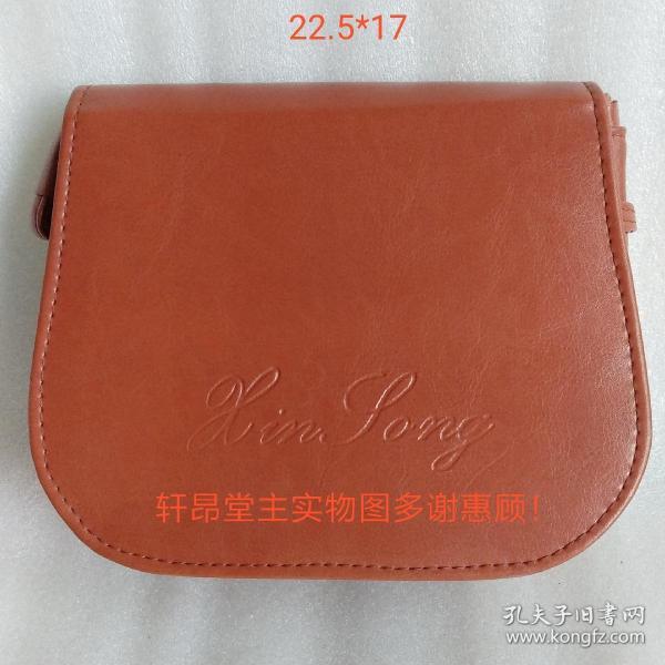工厂清仓:皮背包小号7(带镜子)