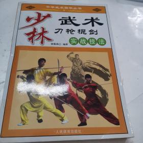 少林武术刀枪棍剑实战技法