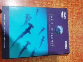 DVD 光盘 3碟 THE BLUE PLANET