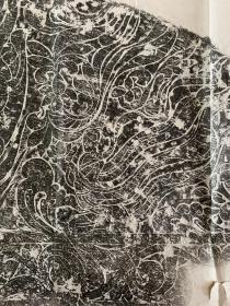 北魏石门拓片,完整大全套,尺寸120.140保真包原拓,市场流通不多。