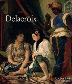 【包邮】 Delacroix