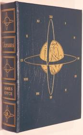 稀缺,詹姆斯·乔伊斯名著,《尤利西斯 》马蒂斯的版画插图,   精装24开