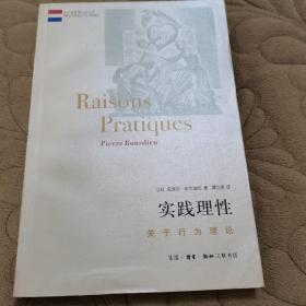 实践理性:关于行为理论:法兰西思想文化丛书