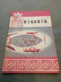 自然科学小丛书:原子核和原子能(1版1印)