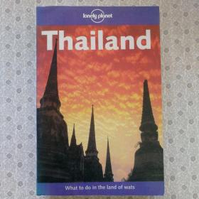 Thailand      lonely Planet  英语原版
