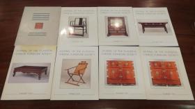 中国古典家具学会季刊 Journal of Classical chinese furniture society