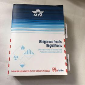 IATA )Dangerous Goods Regulations Effective 1 January-31 De