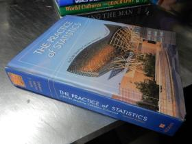 the Practice of Statistics :TI-83/89 Graphing Calculator Enhanced (Second Edition)英文原版大16开精装{品相见描述}