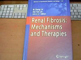 肾纤维化的发病机制与治疗.  [全新.英文版]                 S5
