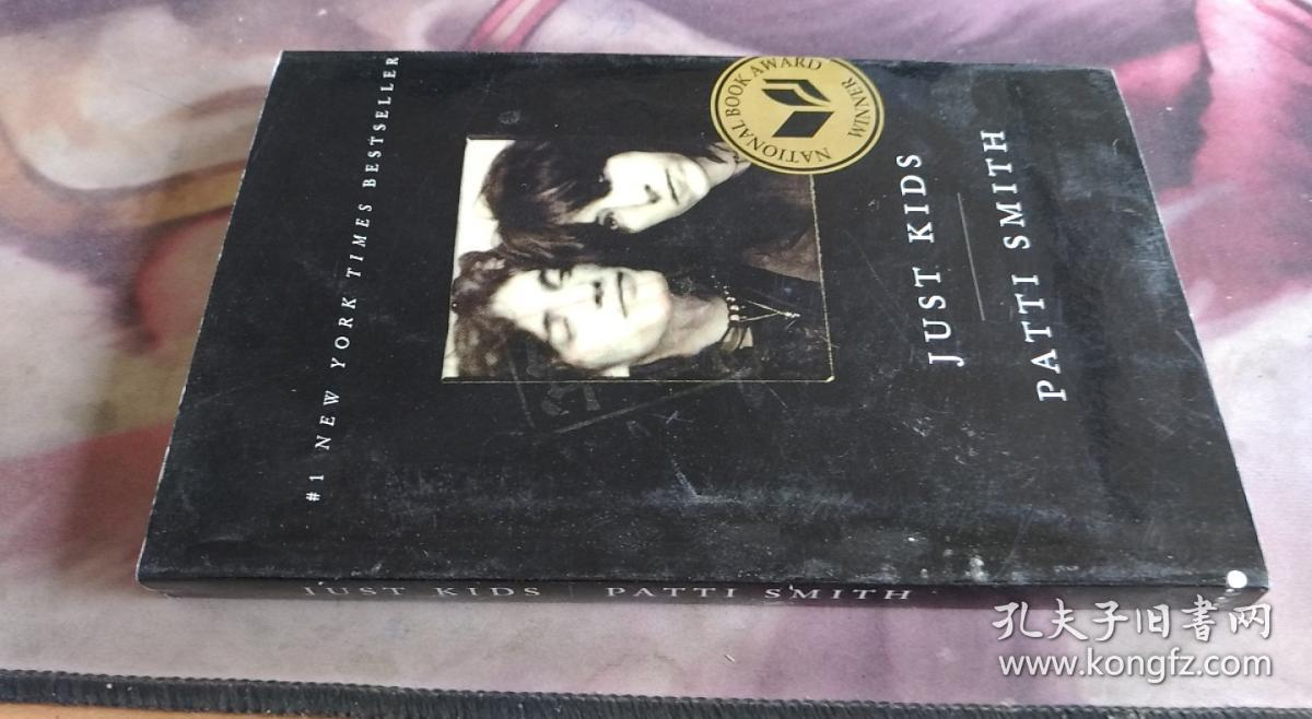 Just Kids Patti Smith(帕蒂·史密斯) 著 / HarperCollins US / 2010-11