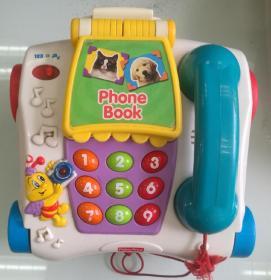 能发声的儿童电话玩具