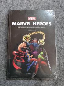 MARVEL MARVEL HEROES 惊奇漫画英雄 奇异博士,卡魔拉,惊奇女士