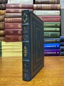 Jean Jacques Rousseau     Political Writings  Franklin library真皮精装限量版