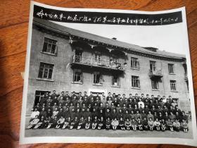 齐齐哈尔第一机床厂技工学校第四届毕业生全体留影