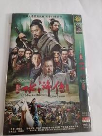 连续剧:新水浒传(上部1一30集) 2DVD(主演:张涵予)多单合并运费