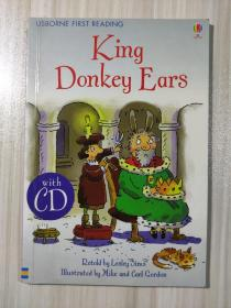 USBORNE FIRST FEADING:king donkey ears