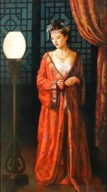 两种画风的红楼梦金陵12钗美女24张照片5吋的hw