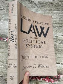 Administrative Law In The Political System (5th Ed.)