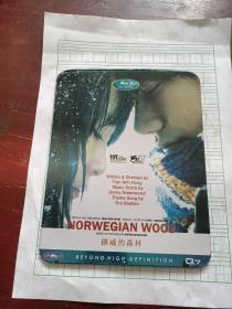 挪威森林DVD