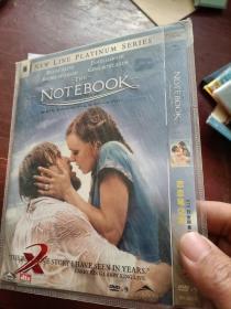 恋恋笔记本DVD