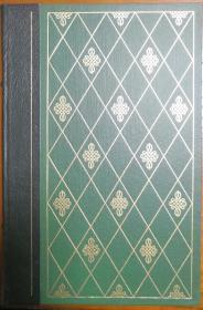 1979年富兰克林图书馆Franklin Library限量版世界名著 Candide 伏尔泰《老实人》,英文原版,绝版真皮—布面豪华插图本,三面刷金