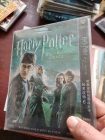 哈利波特与混血王子DVD