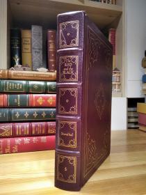 Easton Press 司汤达的代表作 红与黑 真皮精装收藏版 大本 (The 100 Greatest Books Ever Written)