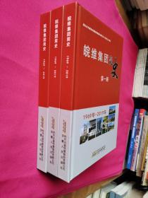 皖维集团简史(1969—2019年)全三册