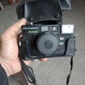 红梅牌照相机