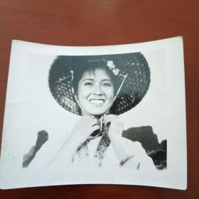 老照片 刘三姐