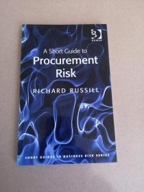 AShort GUide to  procurementRisk RICHARD RUSSILL