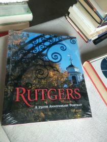 RUTGERS A 250TH ANNIVERSARY PORTRAIT
