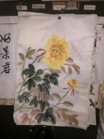 无款花卉 10张合售 尺寸约69×45编号1