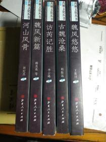芮城文化丛书(全五册):古魏沧桑+魏风新篇+河山风骨+魏风悠悠+访芮记胜