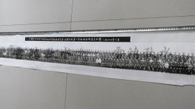 转机大照片——中国人民政治协商会议山东省潍坊市第六届委员会第一次会议全体委员合影——潍坊市珍贵照片